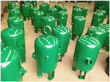 CE Certificate Industrial Nitrogen Gas Storage Tanks 5MM Wall Thickness